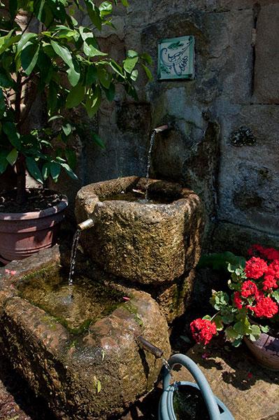 Fontaine de l'Arche