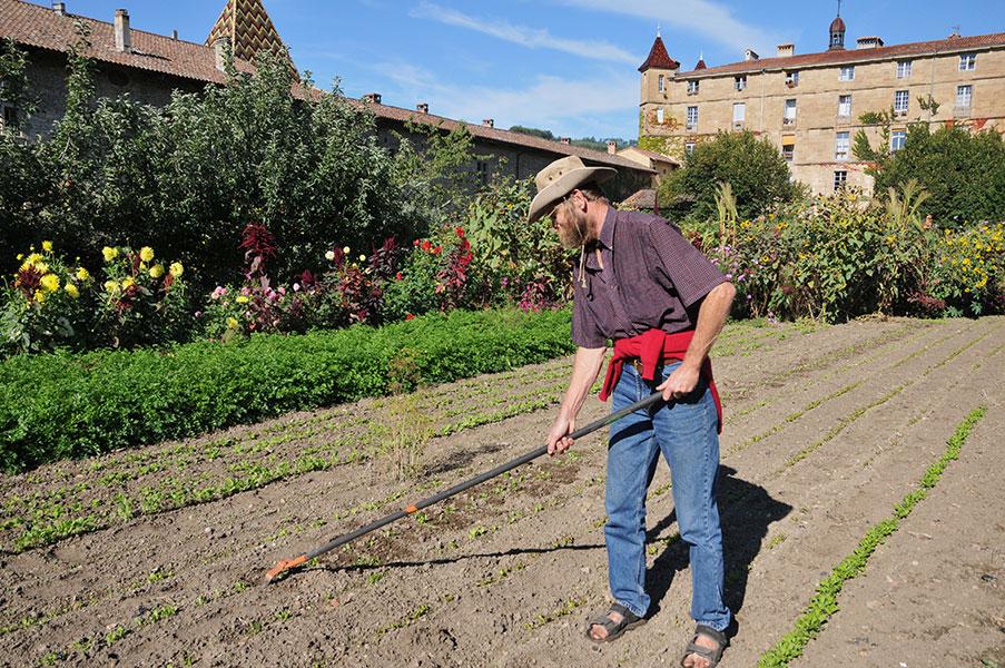 Travail du Jardin