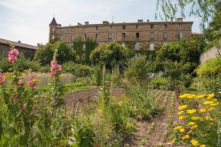Jardin de l'Arche